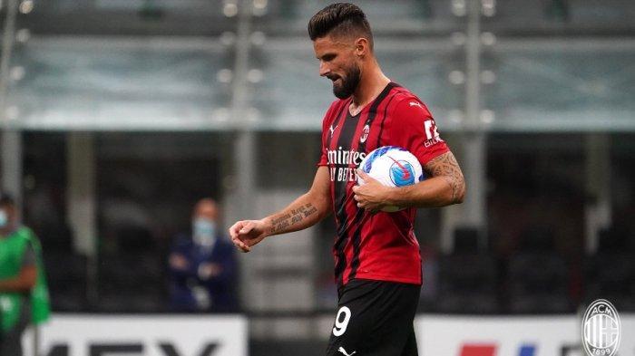 AC Milan Umumkan 30 Nama Skuad Liga Champions, Giroud dan Ibrahimovic Masuk, Pietro Pellegri Tidak