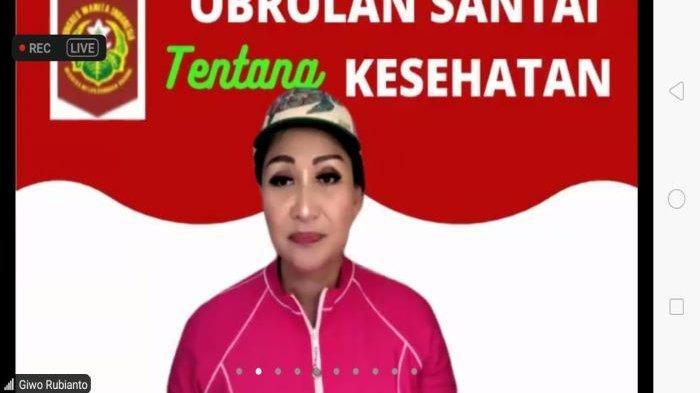 Giwo Rubianto Sampaian Cerita Dokter Indonesia yang Sukses di Amerika Tentang Memulai Hidup Sehat