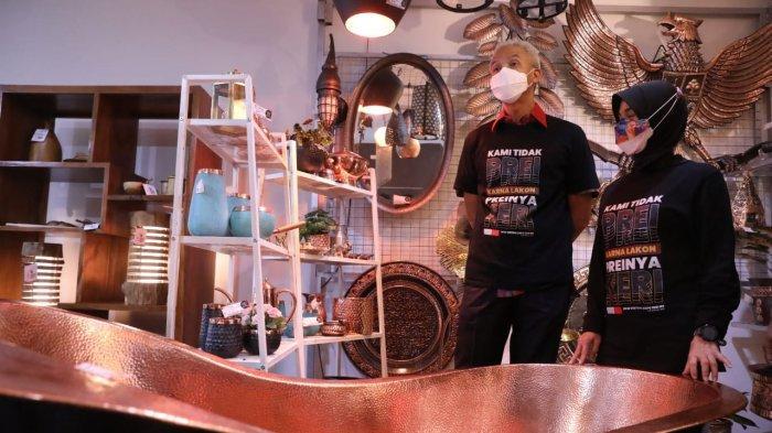 Miliki Ruang Pameran di YIA, Produk UKM Jateng Diharapkan Jadi Pilihan Pelancong