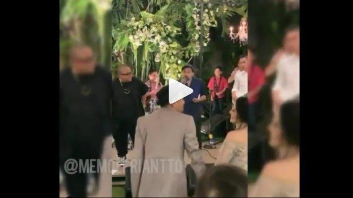 INI VIDEO Pernikahan Pasangan Glenn Fredly dan Mutia Ayu,Tampak Bahagia Meski Persiapan Dua Bulan