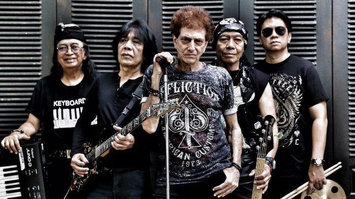 God Bless Nyanyikan Ulang 'Mulai Hari Ini', Tandai 48 Tahun Berkarya di Panggung Musik Indonesia