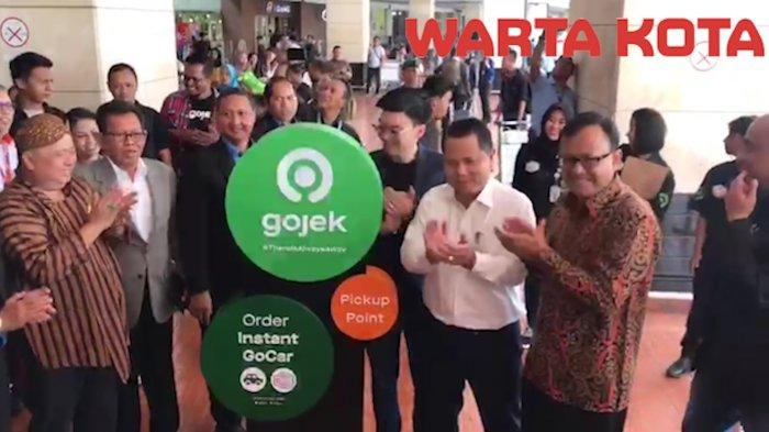VIDEO: Layani Penumpang Dari Bandara Soekarno Hatta Secara Cepat, Gojek Perkenalkan GoCar Instan