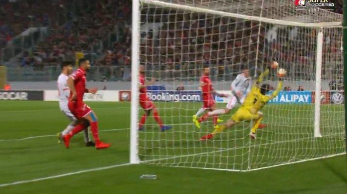 Hasil Malta vs Spanyol 0-2: Semuanya Dicetak Oleh Alvaro Morata