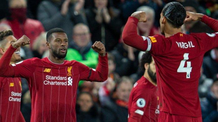 Sempat Tertinggal 1-2, Liverpool Akhirnya Kalahkan West Ham 3-2, Kian Kokoh di Puncak Klasemen