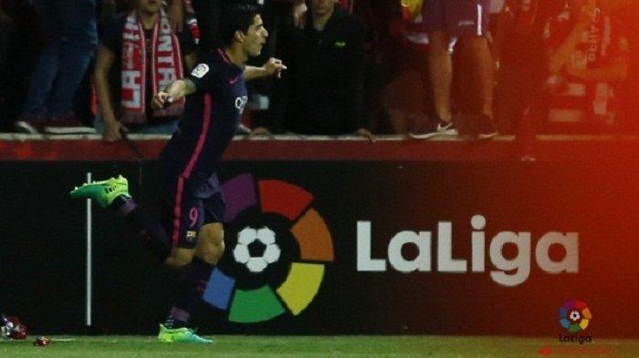 Presiden La Liga Spanyol Javier Tebas Janjikan La Liga Berjalan