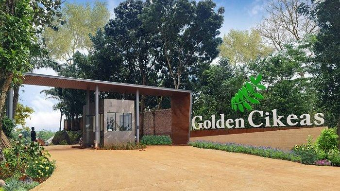 GNA Group Hadirkan Kawasan Golden Cikeas, Hunian Premium Usung Konsep Vila Bernuansa Hijau