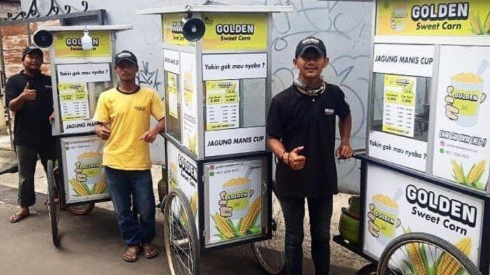 Kembangkan Usaha di Tengah Pandemi, Dhanu Hadirkan Jasuke Golden Sweet Corn Sebagai Jajanan Sehat