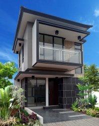 Perumahan Golden City di Teluk Pucung Bekasi Utara, Kota Bekasi.