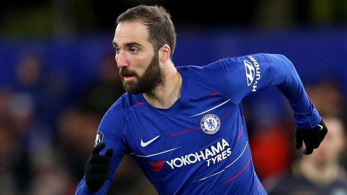 Gonzalo Higuain Belum Tunjukkan Performa Terbaiknya di Chelsea