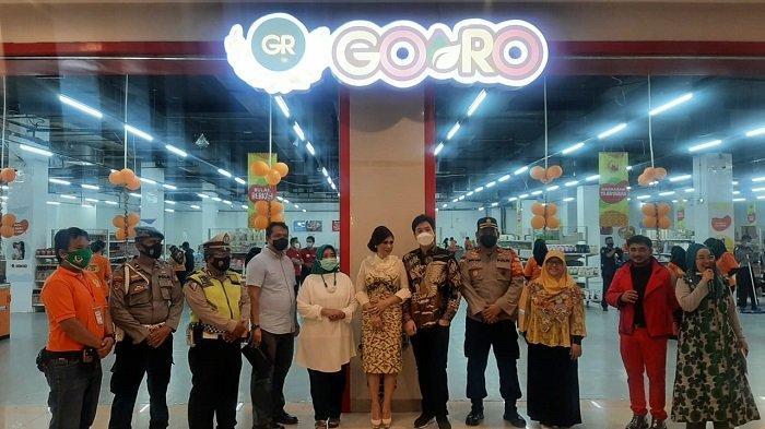 Icon Walk Mall Cimone Tangerang Resmi Menghadirkan GORO Super Grosir