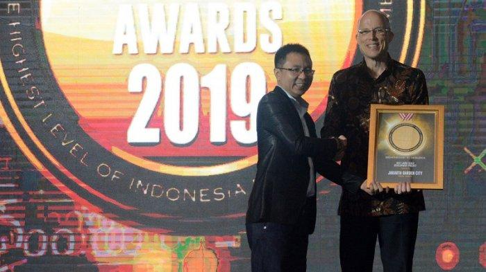 Jakarta Garden City Raih Penghargaan Golden Property Awards 2019