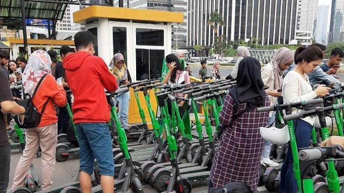 3 Hari Diterapkan Tilang Skuter Listrik di Jalan, Polisi: Tak Ada Pelanggaran