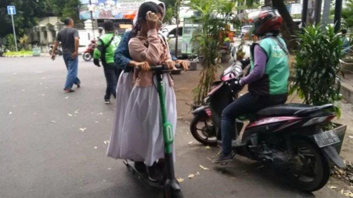 Koalisi Pejalan Kaki: Terjadi Pembiaran Kecelakaan yang Tewaskan Dua Pengguna Skuter GrabWheels