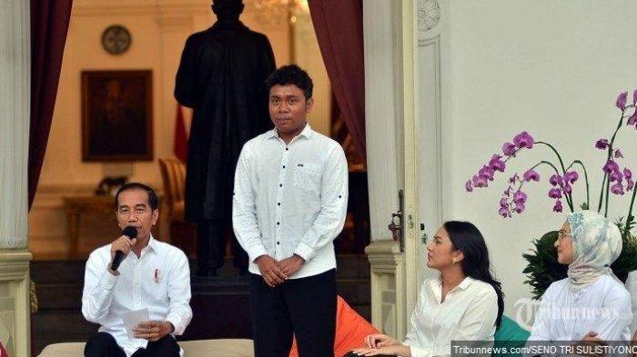 Gracia Billy Mambrasar, Staf Khusus Jokowi Asal Papua, Pernah Jadi Mahasiswa Terbaik di Australia