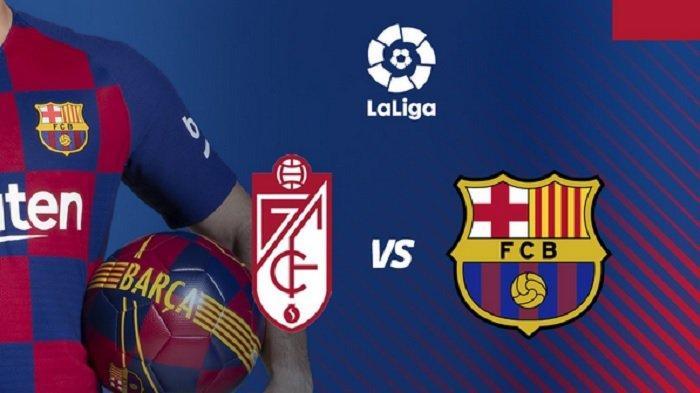 Live Streaming Granada Vs Barcelona Minggu Dinihari Ini, Lionel Messi Kembali Jadi Pemain Cadangan