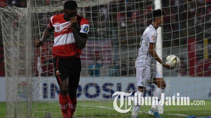 PS Tira Persikabo Perpanjang Rekor Tak Pernah Menang, Kalah 0-1 dari Madura United