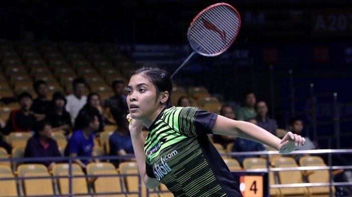 Gregoria Mariska Juga Lolos ke Babak 2 Korea Open 2019