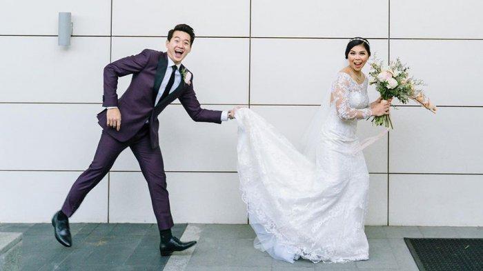 Greysia Polii baru melangsungkan pernikahan pada bulan Desember 2020 lalu