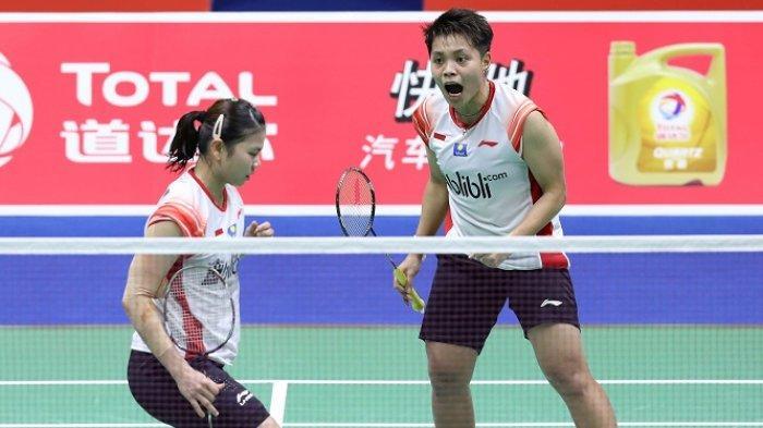 Greysia/Apriyani Enggan Pasang Target di Indonesia Open 2019