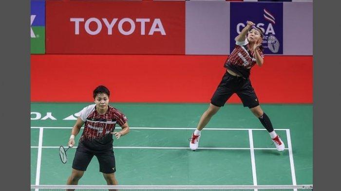 Kalahkan Vivian Hoo/Yap Cheng Wen, Greysia Polii/Apriyani Rahayu Berpeluang Besar Lolos Semifinal
