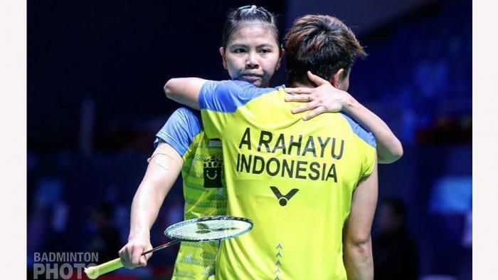 Greysia Polii Dedikasikan Gelar Juara Thailand Open Untuk Ibu Dan Kakaknya Yang Baru Meninggal Dunia