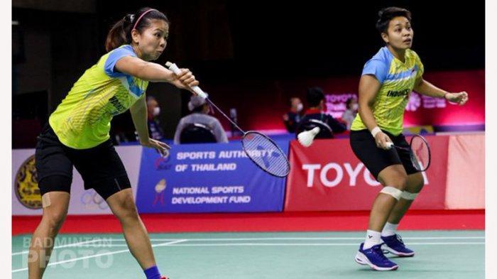 Greysia/Apriyani Wakil Indonesia Pertama Yang Lolos Semifinal Toyota Thailand Open 2021