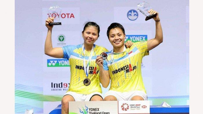 Greysia Polii Pahami Aturan Prokes Yang Ketat Pengaruhi Hasil Pertandingan Di Thailand Open
