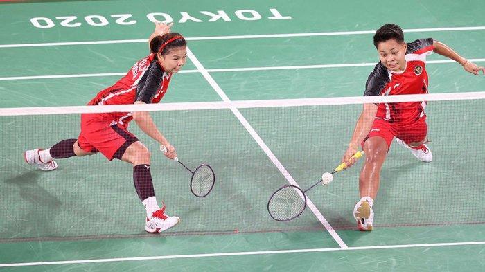 Catatan Perjalanan Greysia Polii/Apriyani Rahayu Melangkah ke Final Ganda Putri Olimpiade Tokyo