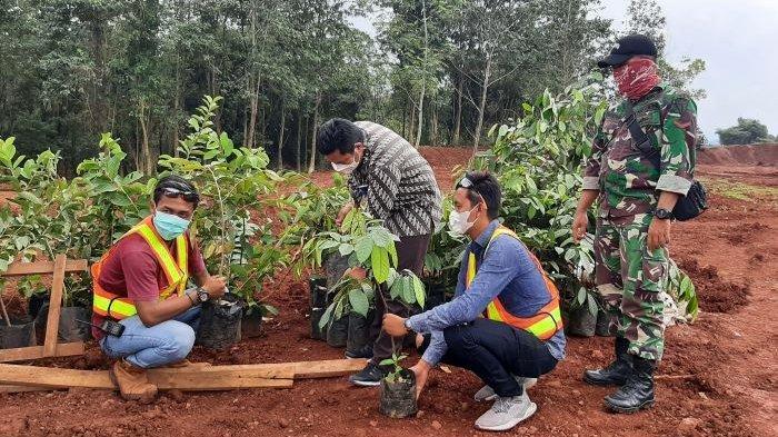 Cara Grup 1 Kopassus Buat Program Ketahanan Pangan di Kampung Galuga Kabupaten Bogor