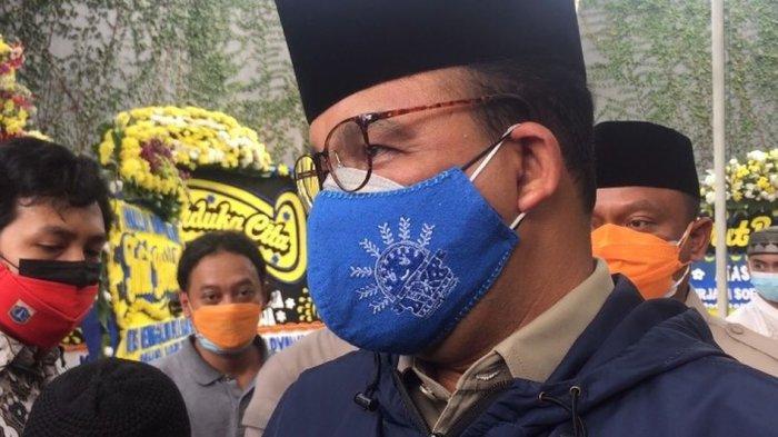Soerjadi Soedirdja Meninggal, Anies Baswedan: Salah Satu Terobosan Beliau Adalah Jalan Satu Arah