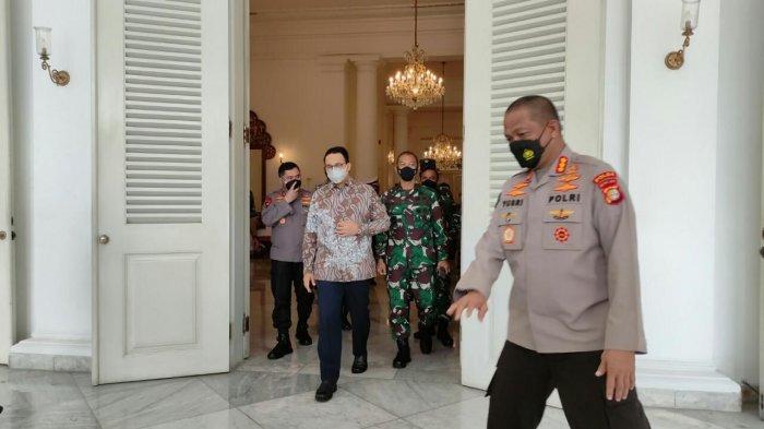 Kasus Covid-19 di Jakarta Meledak Lagi, Anies Minta Warganya Jangan Berpergian Dulu Saat Akhir Pekan