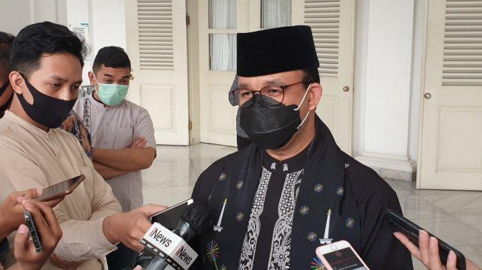 Pejabat DKI Kembali Terkonfirmasi Positif Covid-19, Anies Baswedan Tutup Gedung Blok G