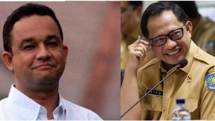 Saling Sindir Anies Baswedan vs Mendagri, Tito Sebut Jakarta Kayak Kampung Dibanding Shanghai