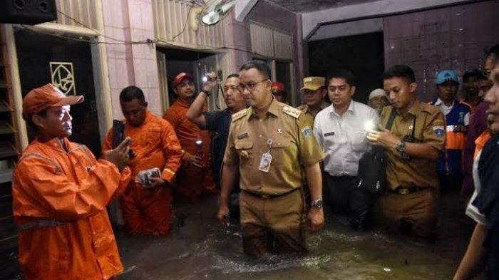 Fraksi PAN: Pansus Banjir Jakarta Ingin Bantu Anies Baswedan