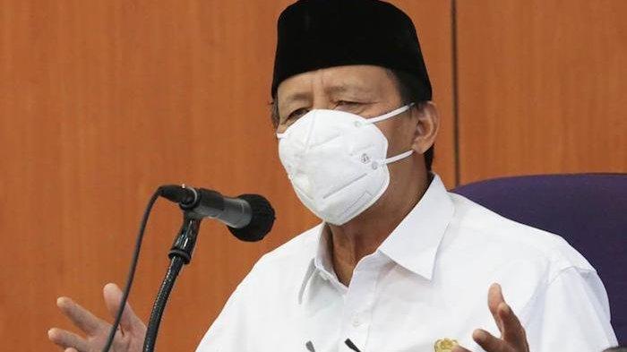 Luar Biasa BOR Perawatan Covid-19 Provinsi Banten Mengalami Penurunan hingga 61,55 persen