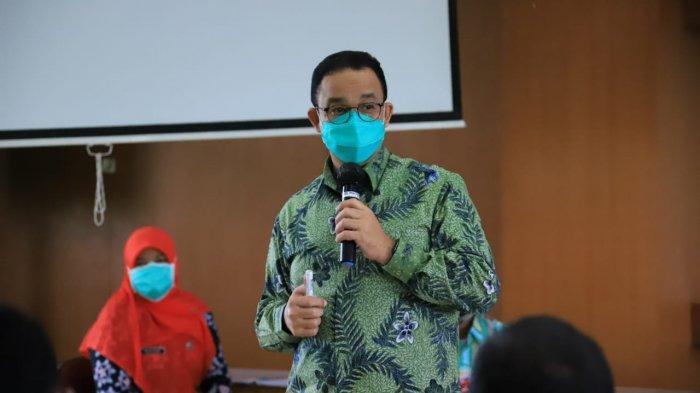 Hari Dokter Nasional, Anies Minta IDI Terus Jadi Penjaga Pertahanan Masyarakat dari Covid-19
