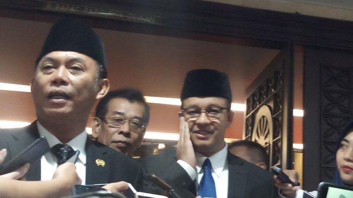 Ketua DPRD DKI Bilang Normalisasi Sungai Lambat karena Anies Ogah Gusur Warga Sesuai Janji Kampanye