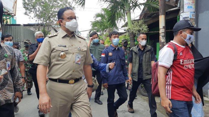 Tanggung Jawab Moril, Anies dan Ariza Takziah di Rumah Duka 2 Bocah Tenggelam di RPTRA Kembangan