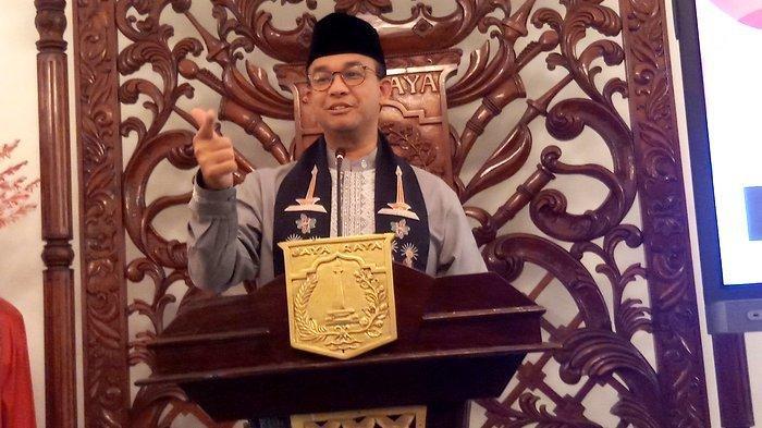Ibu Kota Pindah, Anies Baswedan Berharap Gedung Bekas Kantor di Jakarta Jadi Ruang Terbuka Hijau