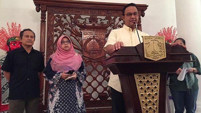 Jakarta Ditetapkan TanggapDarurat Bencana Virus Corona, ini yang Dilakukan Anies