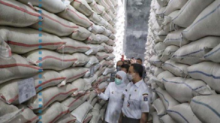 Anies Baswedan ke Cilacap Bukan karena Stok Beras di Jakarta Menipis, Begini Penjelasan Food Station
