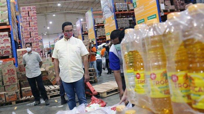 Pemprov DKI Sediakan Pangan Bersubsidi Demi Tingkatkan Gizi Anak-anak dan Warga Jakarta