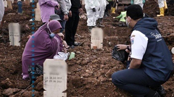 Ada 1.214 Warga Jakarta Isolasi Mandiri Meninggal Dunia, 162 Orang Diantaranya Warga Jakarta Pusat