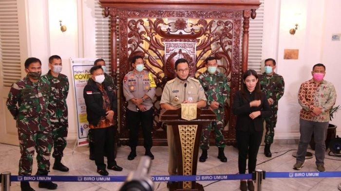 Anies Terapkan PSBB Jakarta Mulai 10 April, Ini Bocoran 13 Butir Hal yang Dibatasi dan Dibolehkan