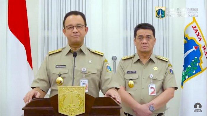 Anies Minta Warga Jakarta Taati Protokol Kesehatan, TNI dan Polri Dikerahkan untuk Pendisplinan