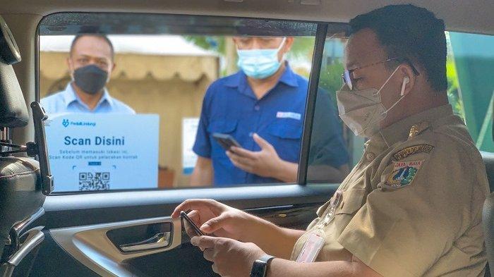 Anies Penuhi Panggilan KPK Pakai Mobil Dinas B1 DKI, Netizen: Apakah Anies Bakal Jadi Tersangka?