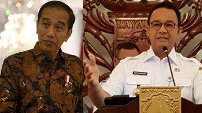 Usulan Anies Tekan Penyebaran Virus Corona Ditolak Pemerintah Pusat, Terganjal Kebijakan Jokowi