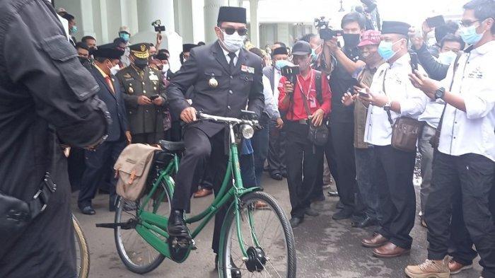 VIDEO Ini Pesan Ridwan Kamil untuk Kepala Daerah dan Wakil Kepala Daerah yang Baru Resmi Dilantik