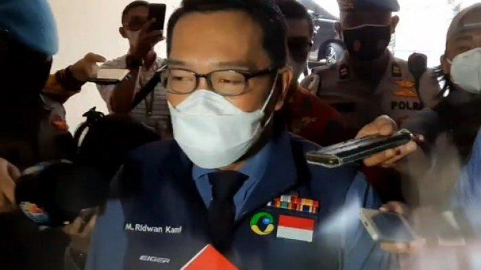 Ridwan Kamil Nyatakan Jumlah Warga Megamendung Bogor Positif Covid-19 Dapat Bertambah