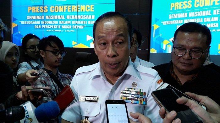 Gubernur Lemhannas Bilang Wajib Militer di Indonesia Belum Urgen
